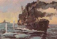 «И разбилась броня о мужество… Бой у острова Диксон»