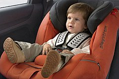 Детские автокресла – основа безопасности