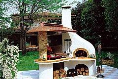 Как создать зону отдыха с барбекю на даче