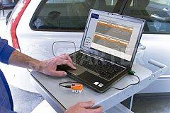 Процесс проведения компьютерной диагностики авто