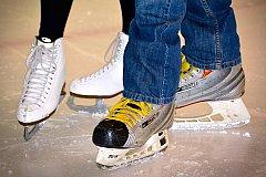 Где покататься на коньках в Красноярске