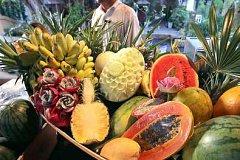 Фруктовый рай Азии. 16-й фестиваль фруктов Таиланда в Бангкоке