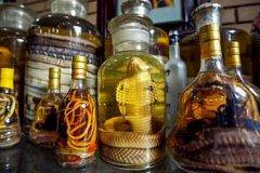 Выбор алкоголя в Таиланде