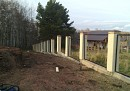 Строительство заборов, ворот, бурение ям под столбы, сварочные работы фото 2