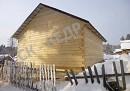 Строим из бруса! Дома, бани, гаражи и хоз. постройки. фото 2