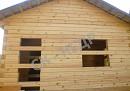 Строим из бруса! Дома, бани, гаражи и хоз. постройки. фото 7