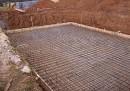 Фундамент монолитная плита в Красноярске и крае фото 5