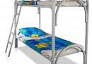 Производство металлических кроватей, металлические кровати 120, кровати металлические дешево фото 6