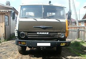 Камаз 5410, 1995 год в Красноярске