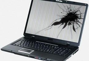 Замена экрана на ноутбуке различной модели