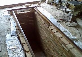 Ремонт гаражей, Ремонт смотровой ямы, ремонт погреба,