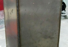 Рубка металла, гибка металла, слесарные, сварочные работы