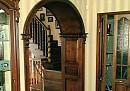 Мебель из массива дерева на заказ - лестницы, арки, порталы, двери, детские, кухни.