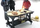 Тандыр со столом