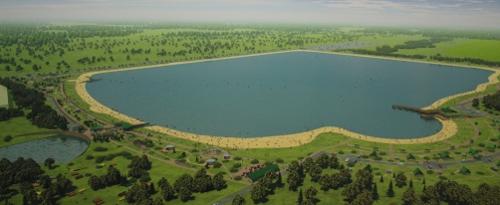 выбор озера в близи красноярска описание