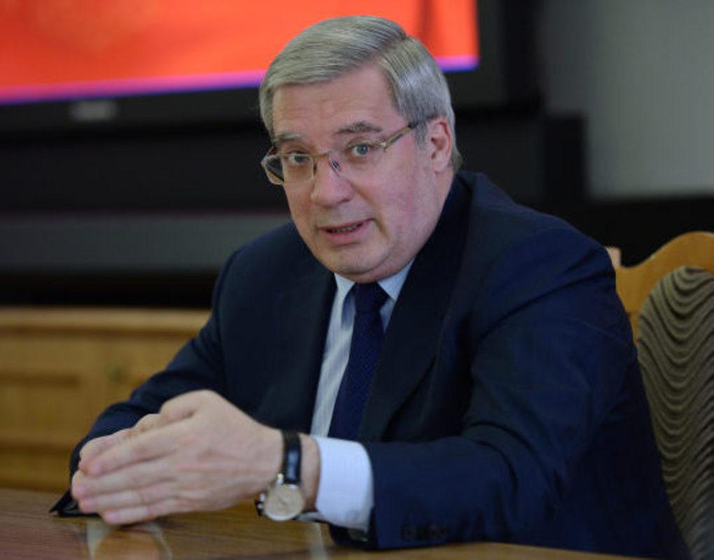 Виктор Толоконский оказался в седьмом десятке рейтинга эффективности губернаторов