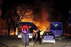 В столице Турции очередной теракт