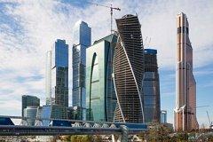 Самые высокие здания Москвы