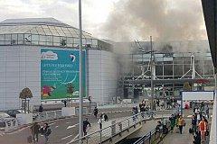 В Брюсселе произошли теракты.