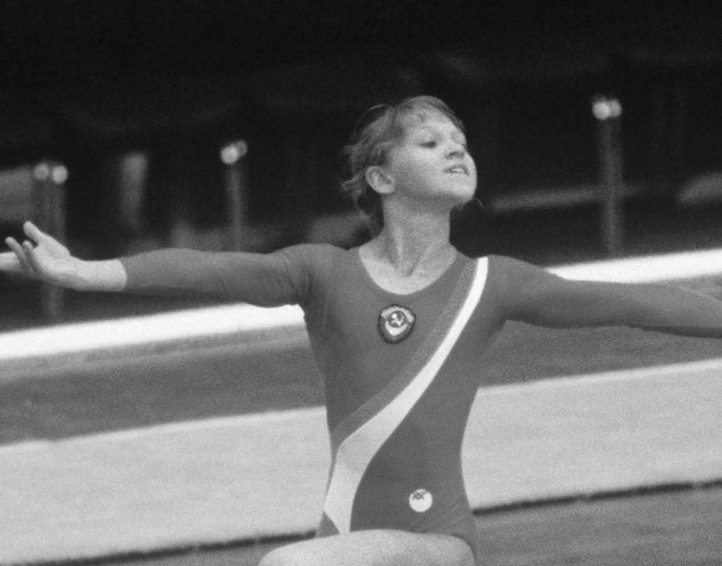 Олимпийская чемпионка 1980 года гимнастка Наймушина скончалась на 53-м году жизни