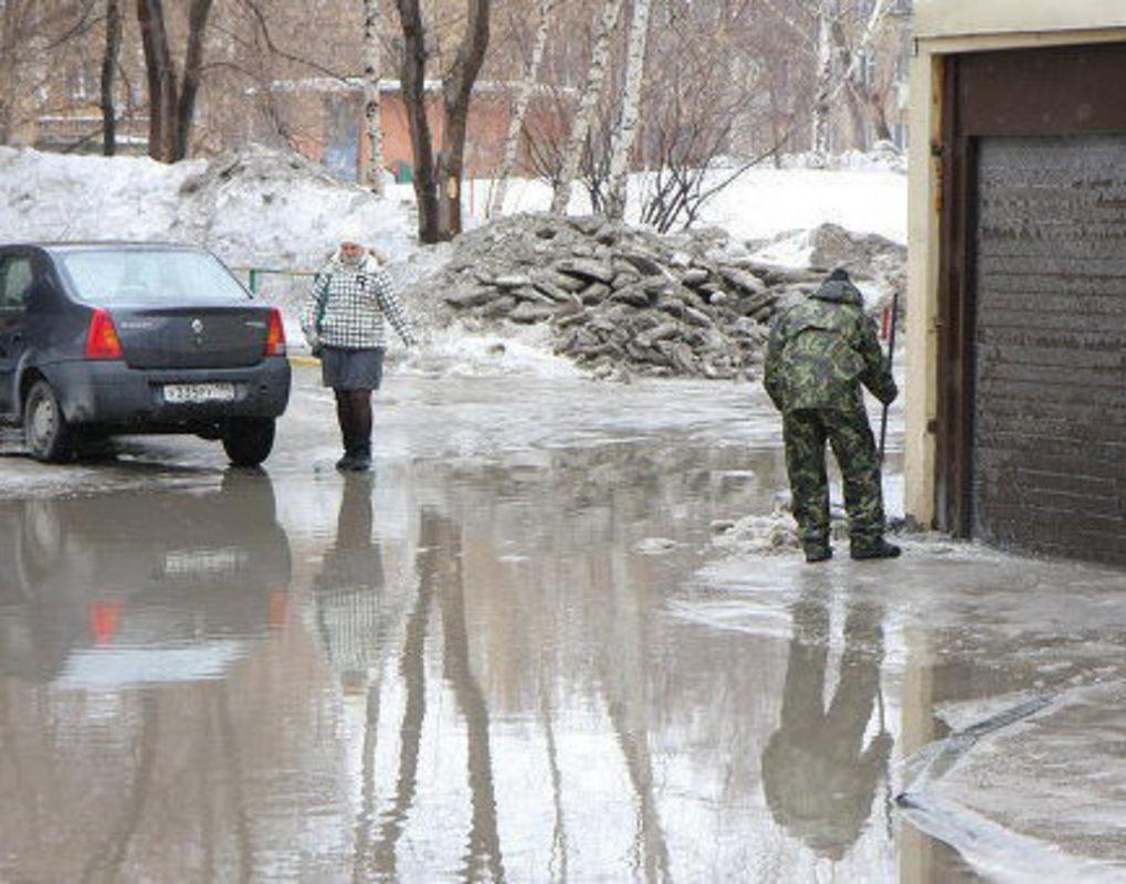 В Красноярске прошли противопаводковые учения