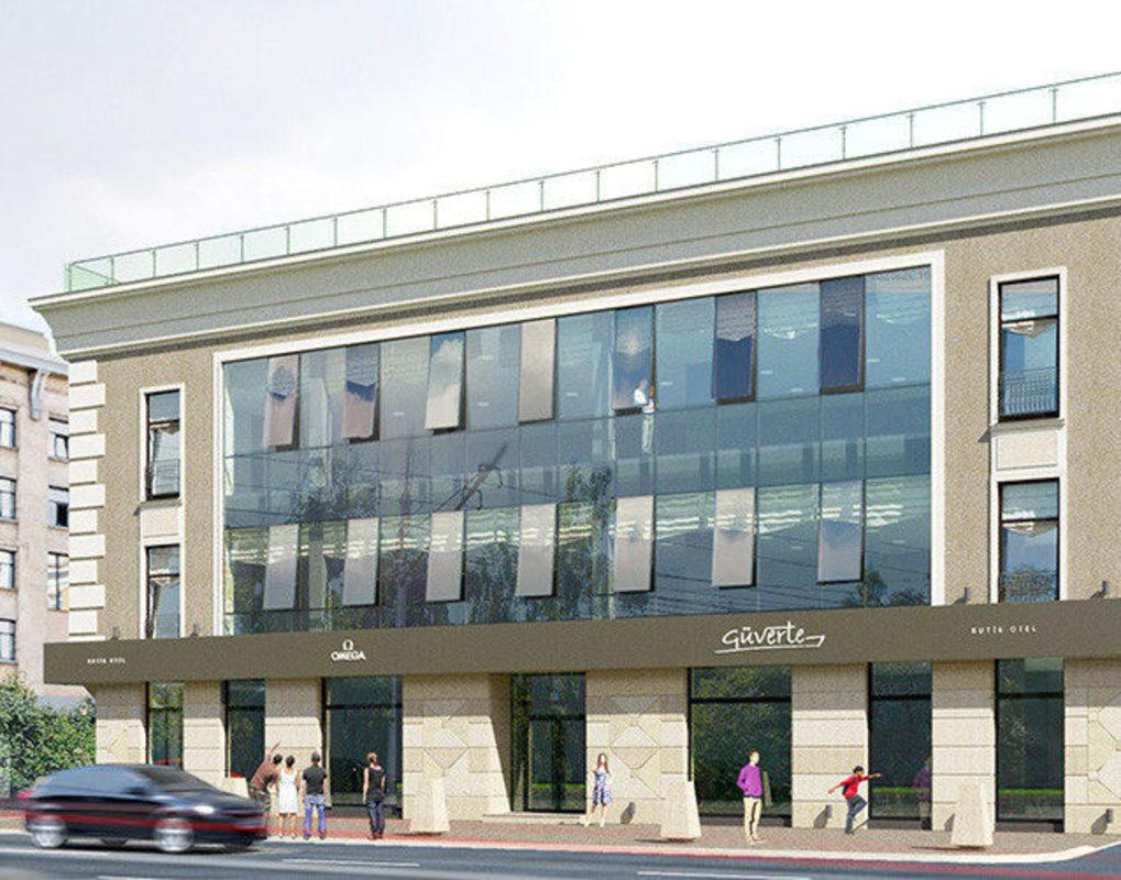 Деловой центр рядом с красноярским ЦУМом планируют построить к концу года