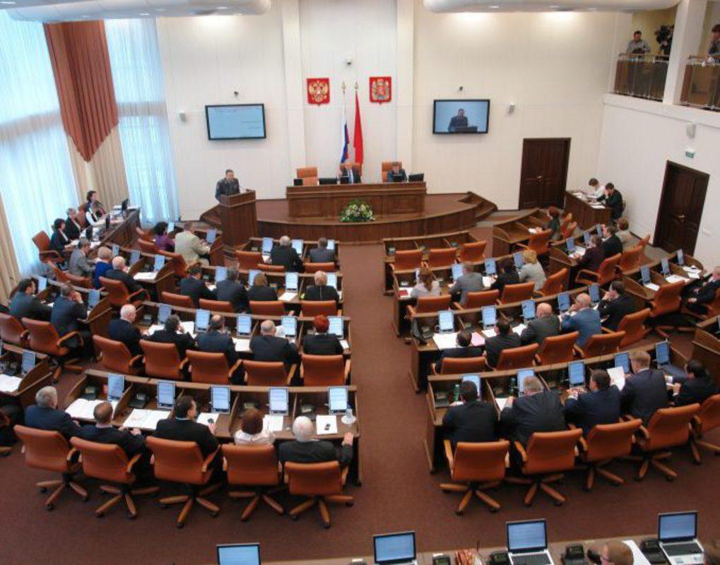 Депутаты Красноярского края повысили себе заработную плату в 2 раза