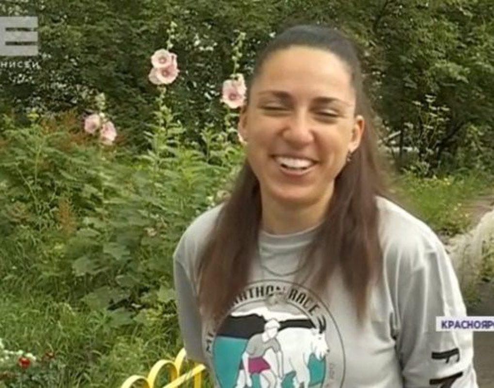 Красноярка стала первой россиянкой, пробежавшей «скальный марафон» на Аляске