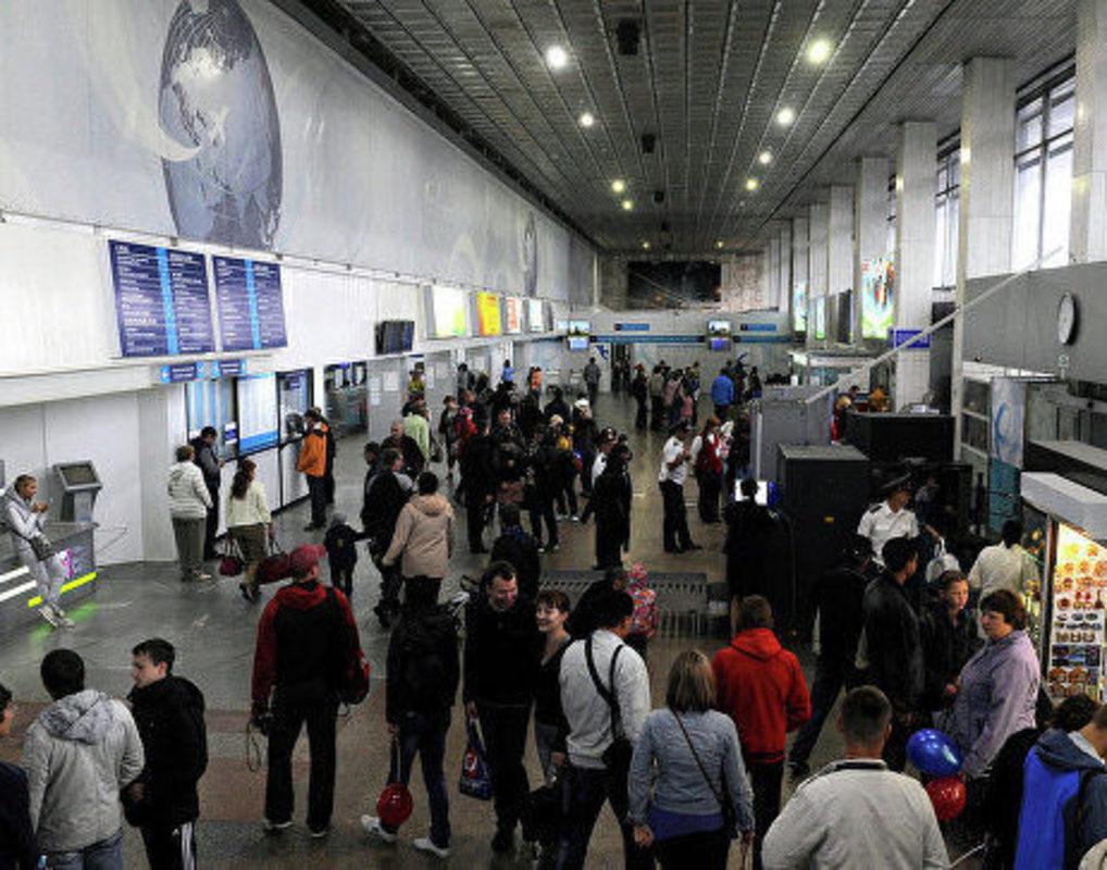 Красноярский аэропорт составил рейтинг пунктуальности авиакомпаний