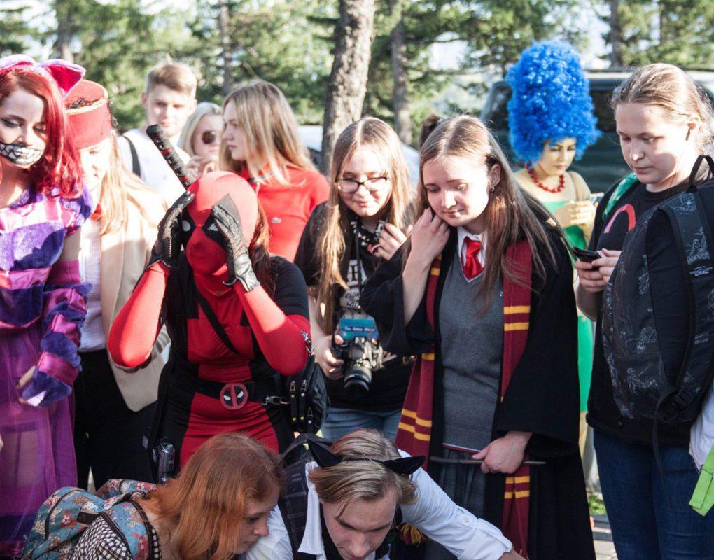 В конце августа в Красноярске состоится парад двойников