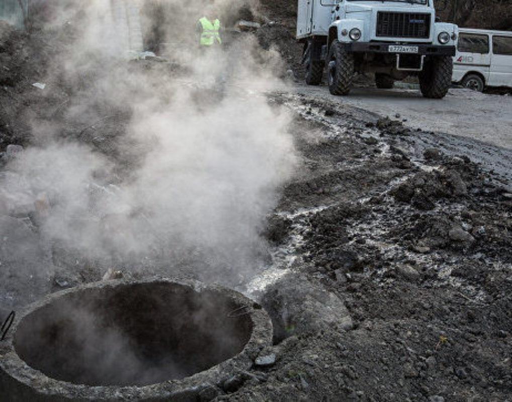 Ученые из Красноярска разработали дизельное топливо из отходов канализации