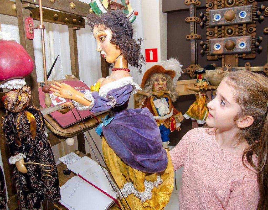 В красноярском театре кукол готовятся к проекту «КОТ»