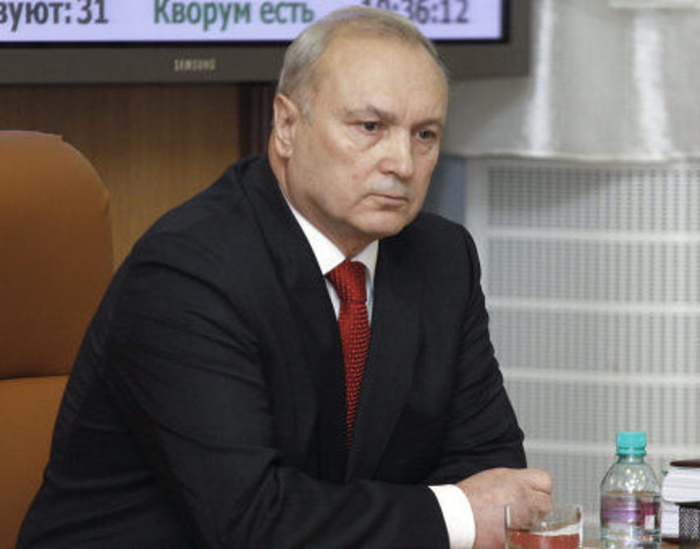 Депутат Госдумы Петр Пимашков посетил Сосновоборск с рабочим визитом