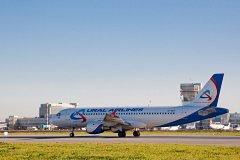 «Уральские авиалинии» открывают рейс Красноярск-Екатеринбург