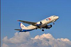 «Уральские авиалинии» объявляют о недельной распродаже авиабилетов из Красноярска