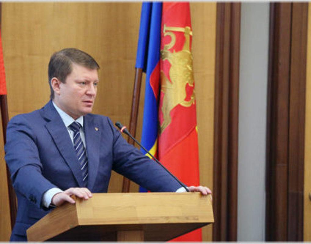 На сессии горсовета в Красноярске согласовали назначения новых заместителей мэра
