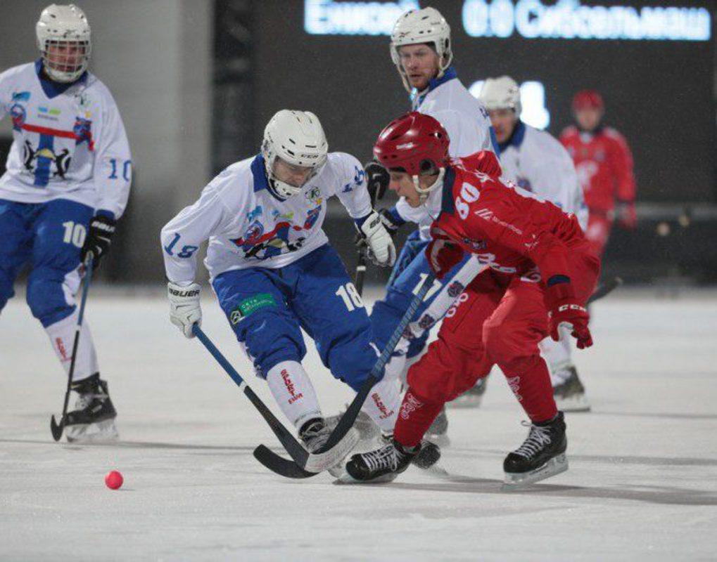 «Енисей» обыграл «Сибсельмаш» в матче чемпионата России