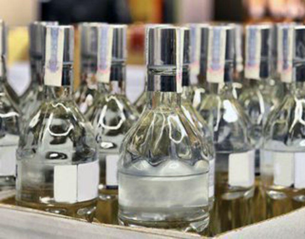 В Канске изъяли почти четыре тонны нелегального алкоголя