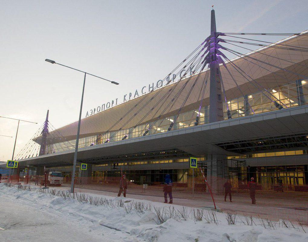 В аэропорту Красноярска установили новые тарифы парковки