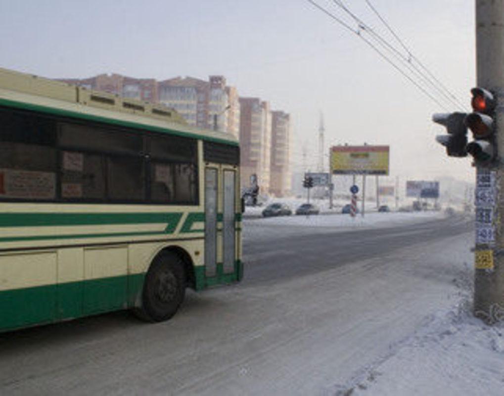 В Красноярске пассажиры утвердили схему движения автобуса № 81
