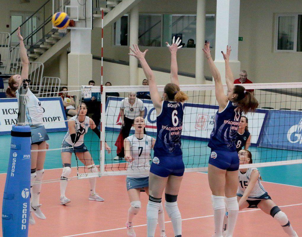Женский волейбольный «Енисей» стал фигурантом крупного скандала