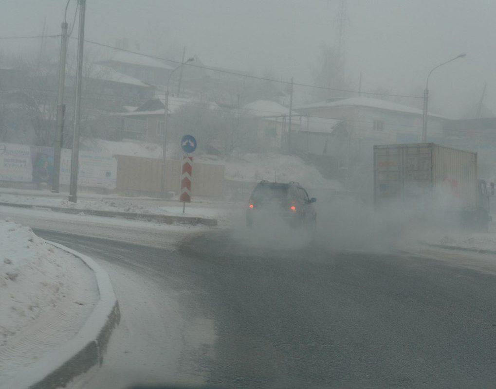 В Красноярском крае ожидаются 35-градусные морозные ночи