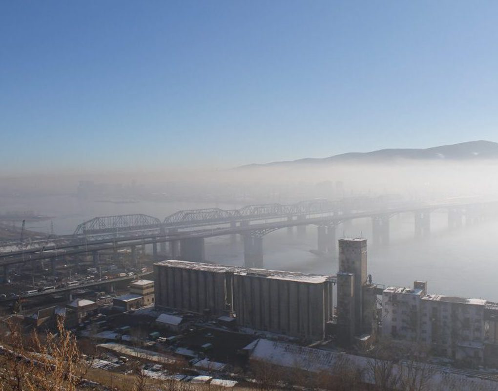 Сергей Еремин поддержал инициативу дать название четвертому мосту Красноярска