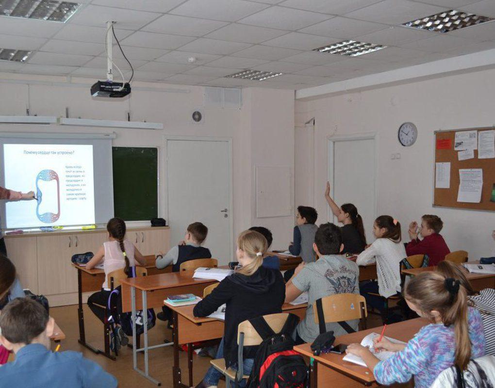 В двух школах Красноярска отказываются от классической формы уроков