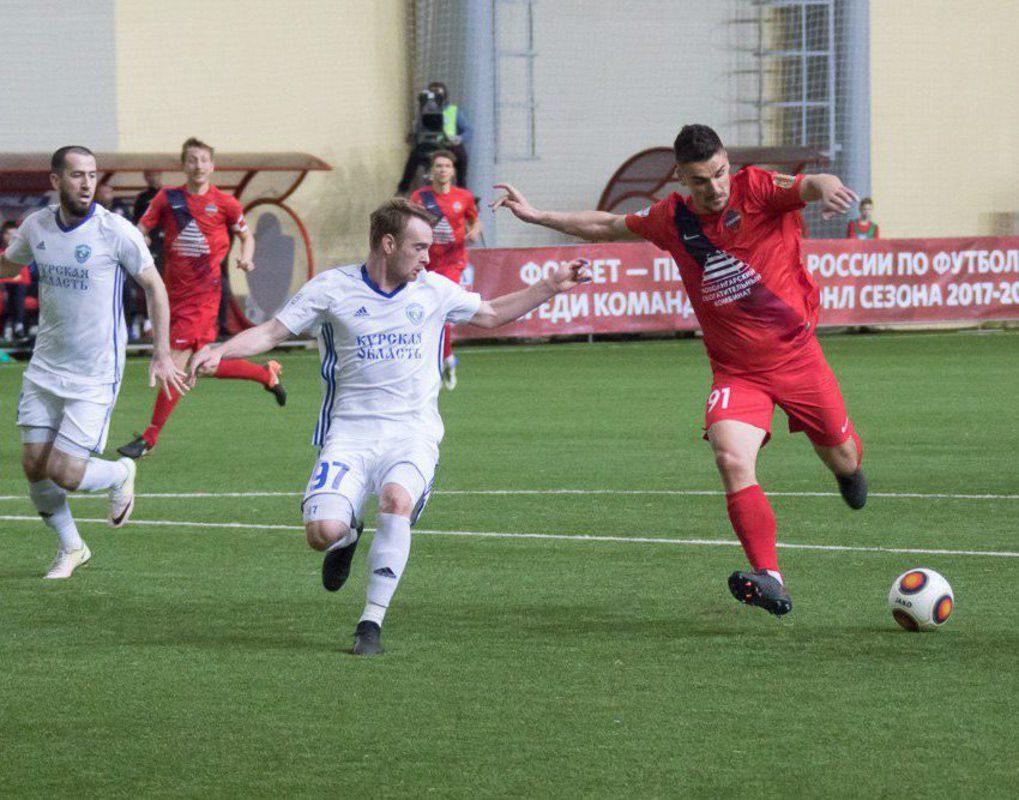 Забивной новичок футбольного «Енисея» дал первое интервью в Красноярске