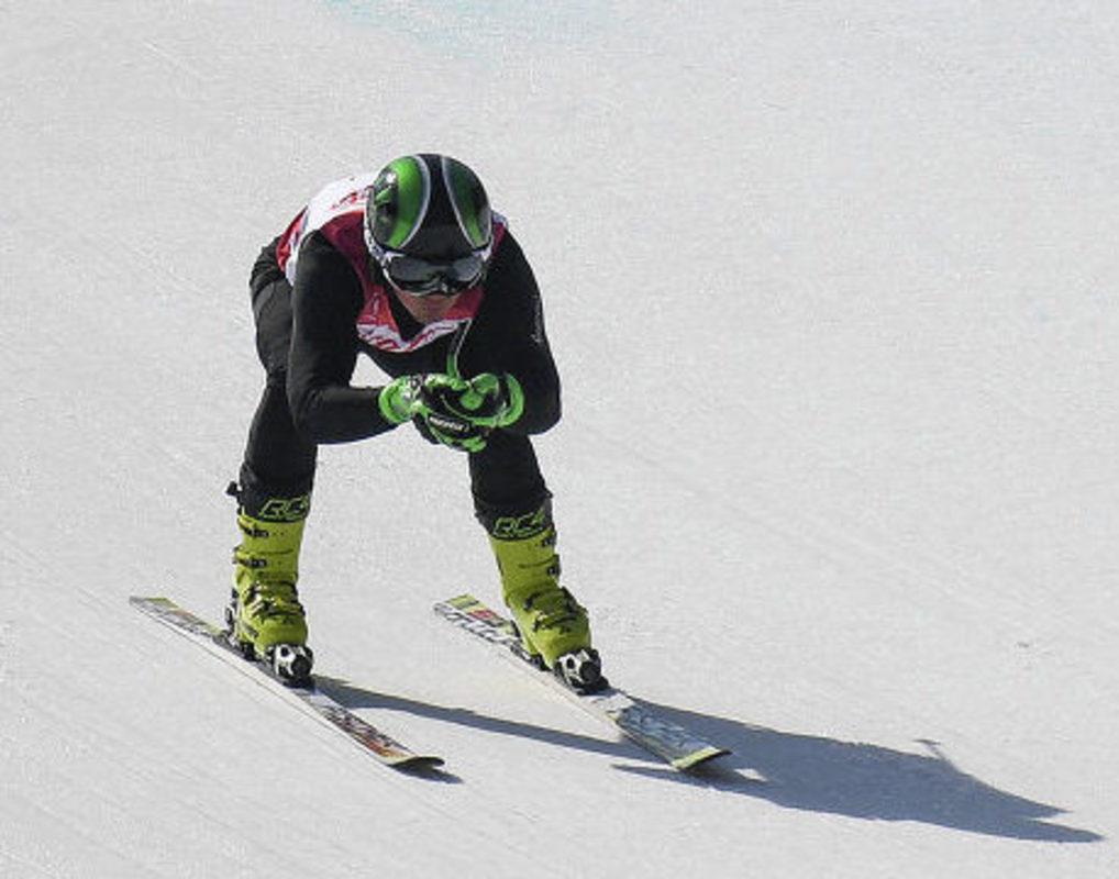 Красноярский паралимпиец завоевал еще одну медаль в южнокорейском Пхенчхане