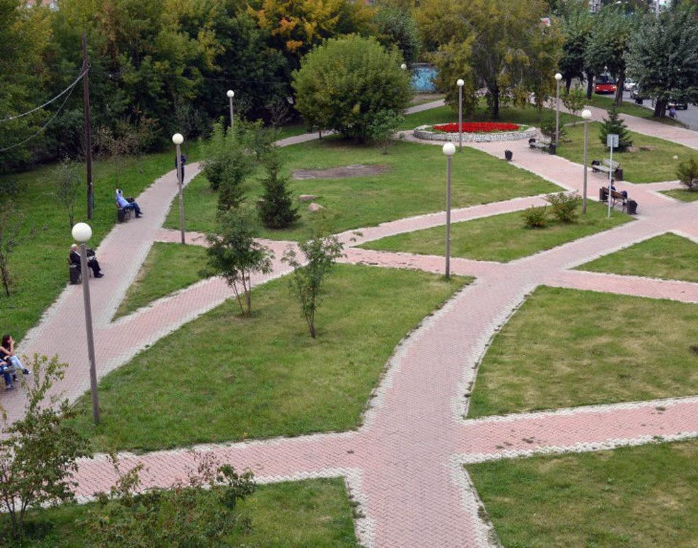 В Октябрьском районе появится «Добрый» сквер