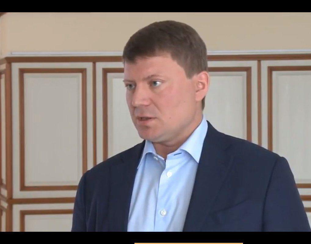 Мэр Сергей Еремин не согласился с запретом бизнес-омбудсмена на снос павильонов