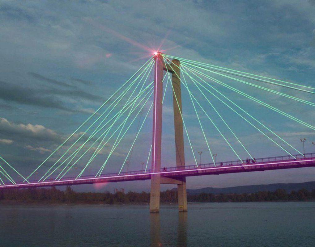 Перекрытие Вантового моста перенесут на неделю