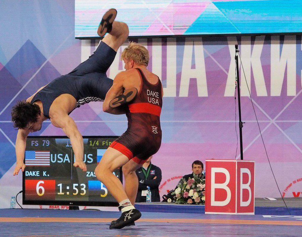 Красноярские спортсмены выиграли первенство Европы по спортивной борьбе
